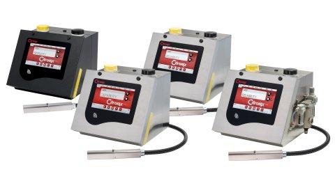 Citronix CIJ Range of CIJ inkjet printers